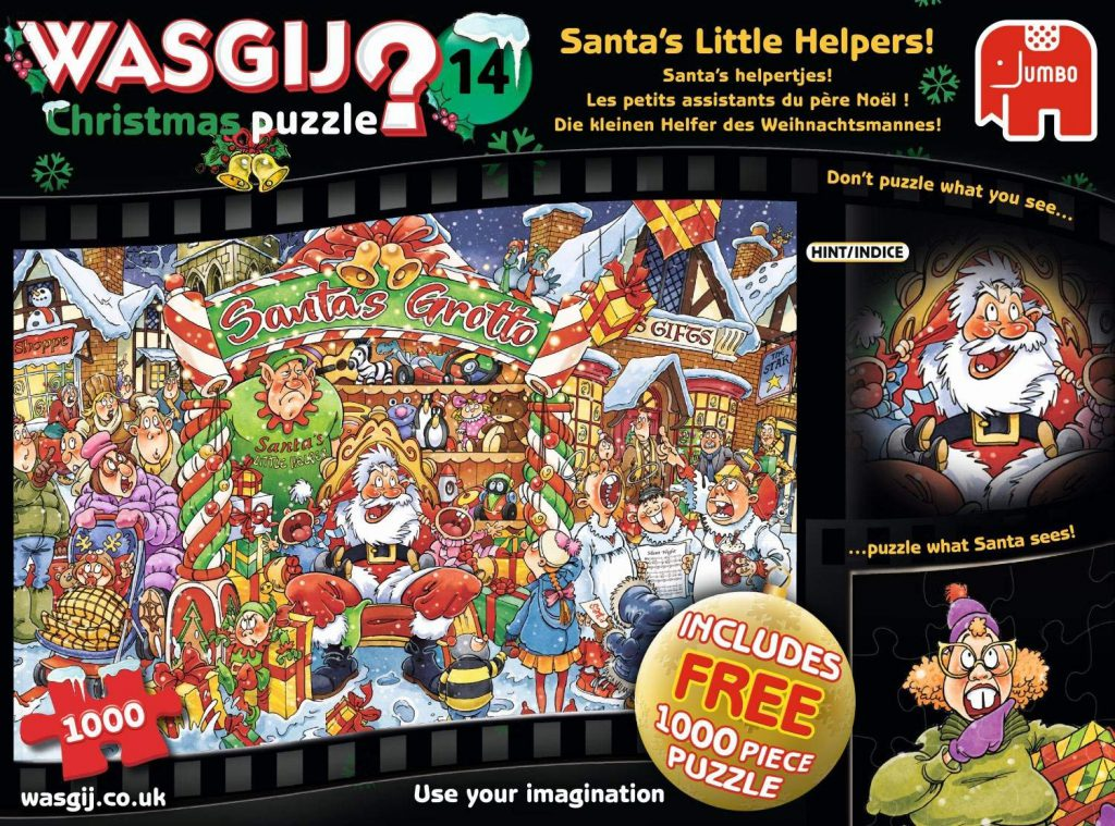 Christmas Jigsaw Puzzles 2018! - The Yorkshire Jigsaw Store Blog