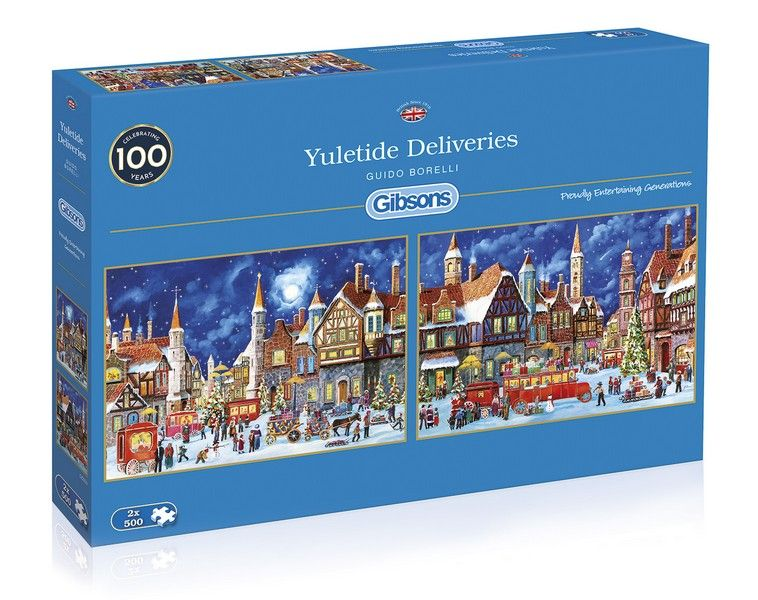 The Yorkshire Jigsaw Store Blog - Welcome to your The