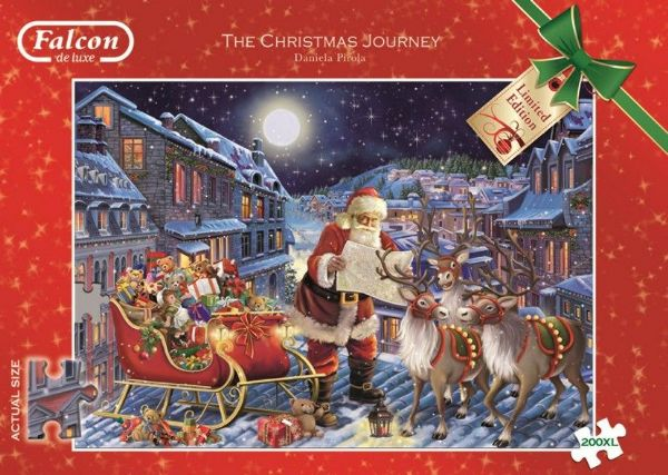 Christmas Journey - 200XL Pieces