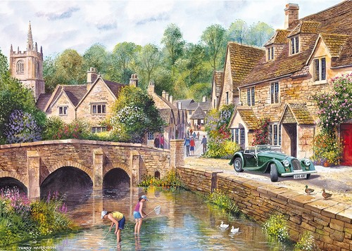 Castle Combe - 1000 Pieces