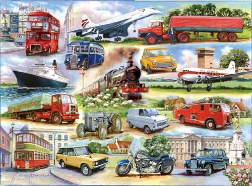 Golden Oldies - 1000 Pieces