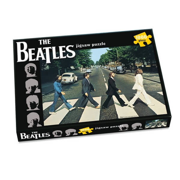 Beatles Abbey Road - 1000 Pieces