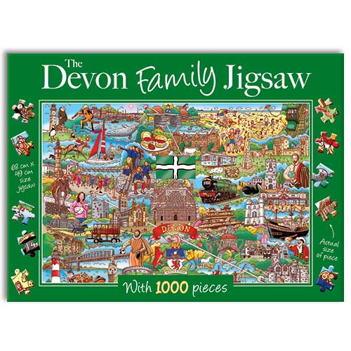 Devon Family - 1000 Pieces