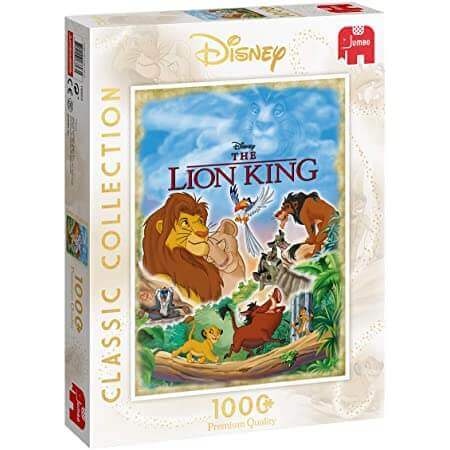 Disney The Lion King 1000 Pieces