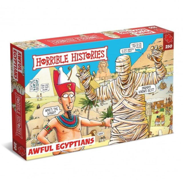 Horrible Histories Awful Eygptians