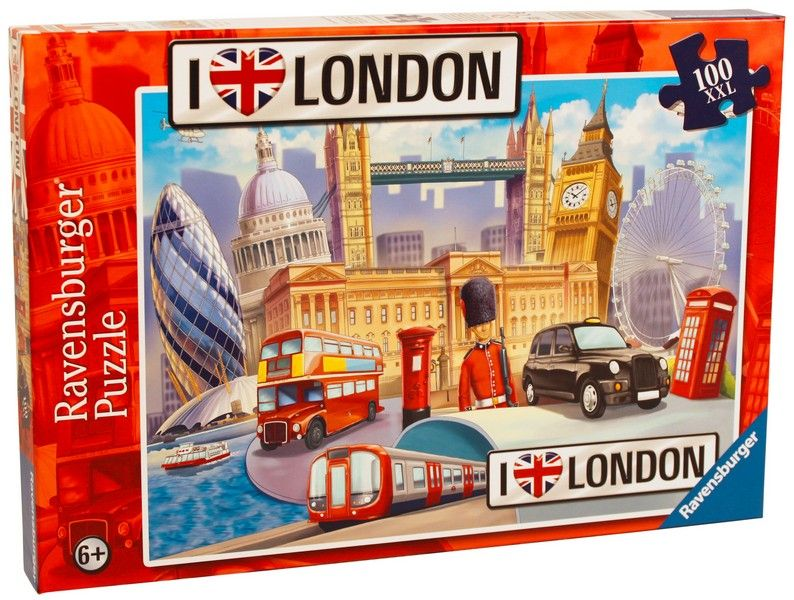 London XXL 100 Pieces |Ravensburger