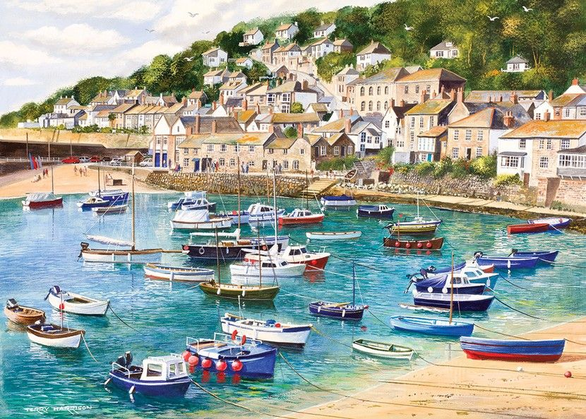 Mousehole - 1000 Pieces