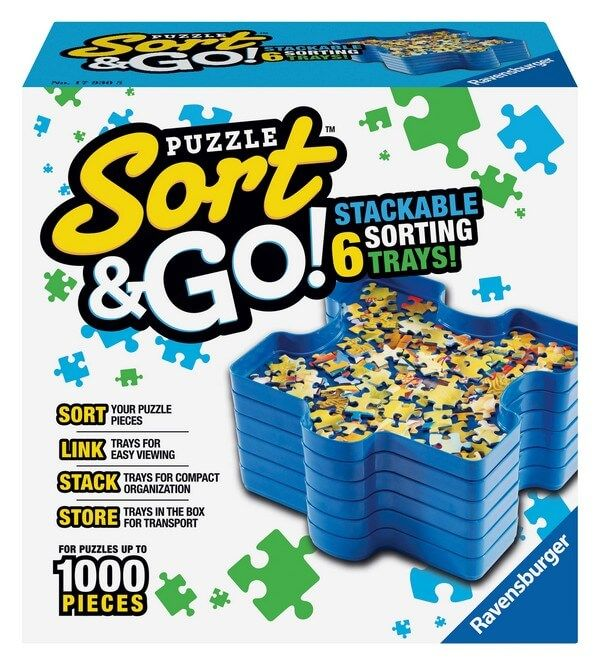 Puzzle Sort & Go |Ravensburger