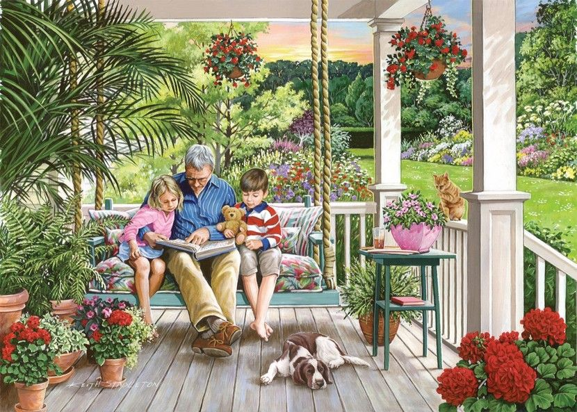 Storytime - 500XL Pieces|Yorkshire Jigsaw Store